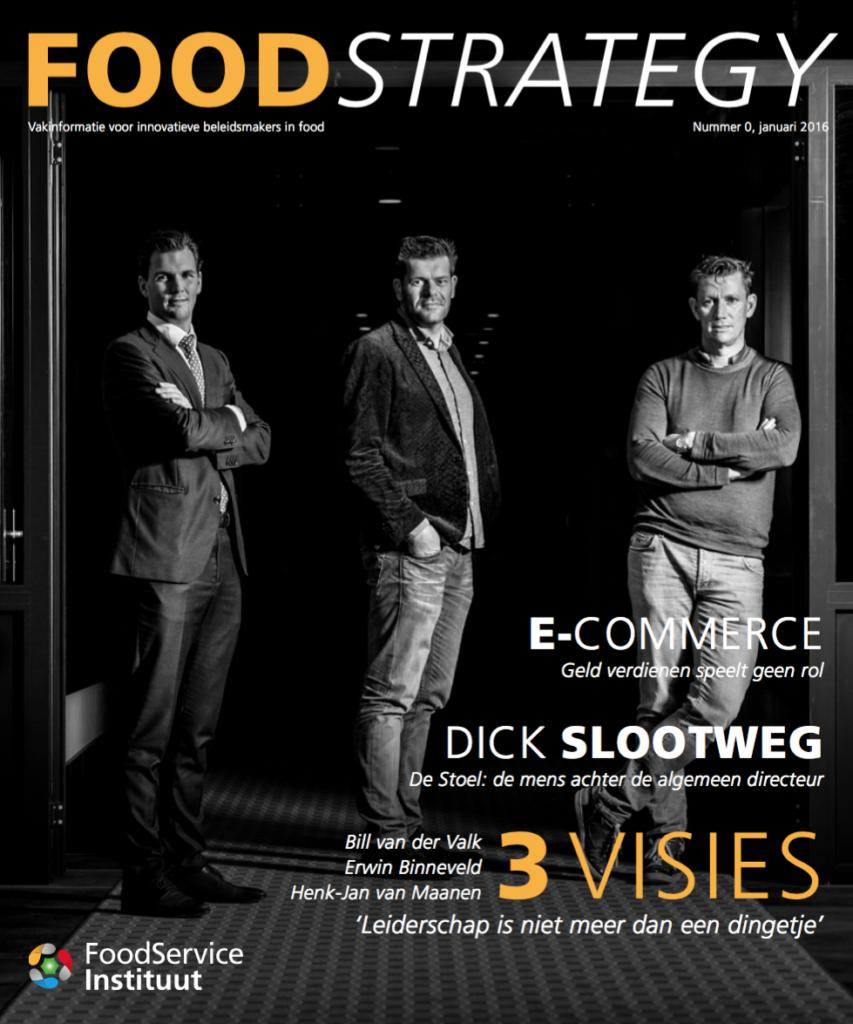 Vakblad Foodstrategy, uitgegeven door het FSIN