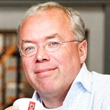Wouter Jansen van Velsen, Voorzitter Innofood en directeur/eigenaar Koffiebranderij Mocca d'Or BV en Santas Koffie BV is enthousiast over de presentatie gegeven door The Food Research Company